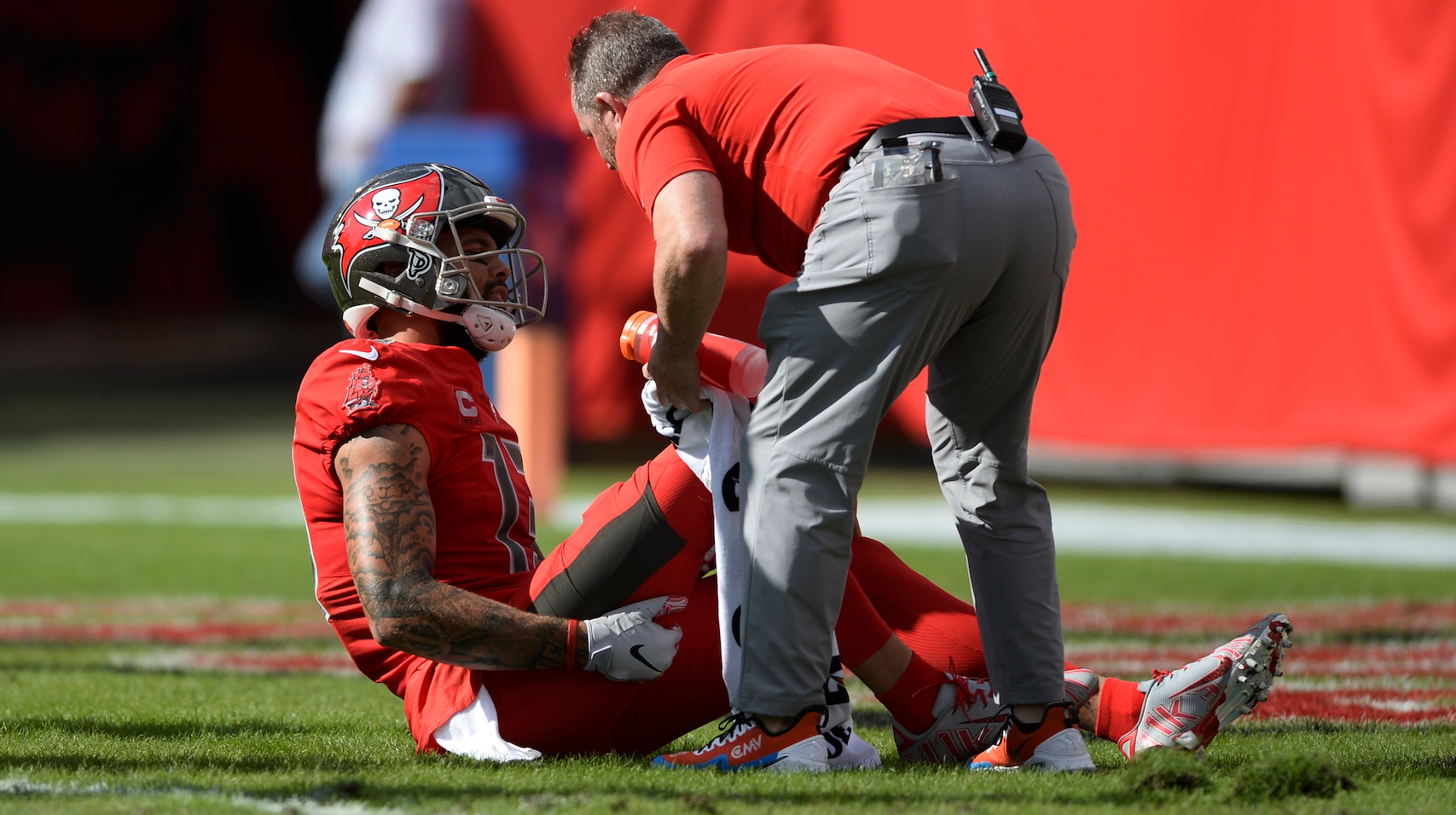 Mike Evans Injured 2019