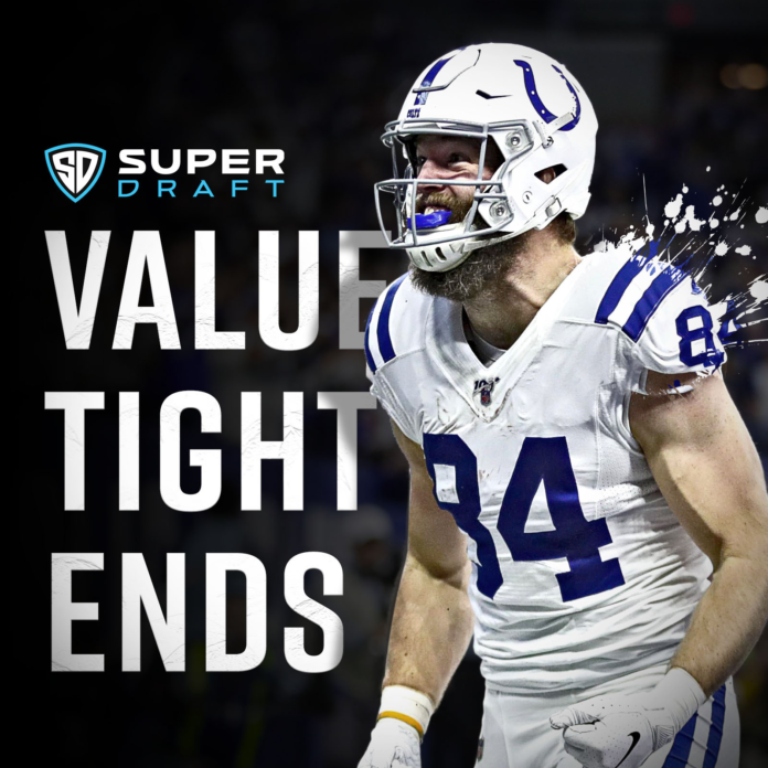 sleeper tight ends to consider on superdraft