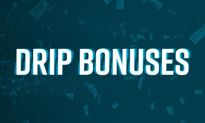 DFS Deposit Matches and Drip Bonuses