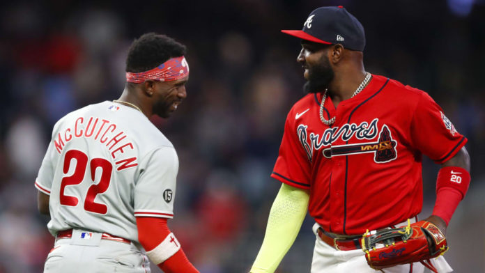 Will the Phillies or Braves have the best MLB stack tonight?