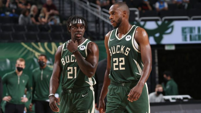 Middleton or Holiday will have alot on their plate with no Giannis