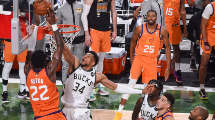 Will Giannis soar his way to his first NBA title?