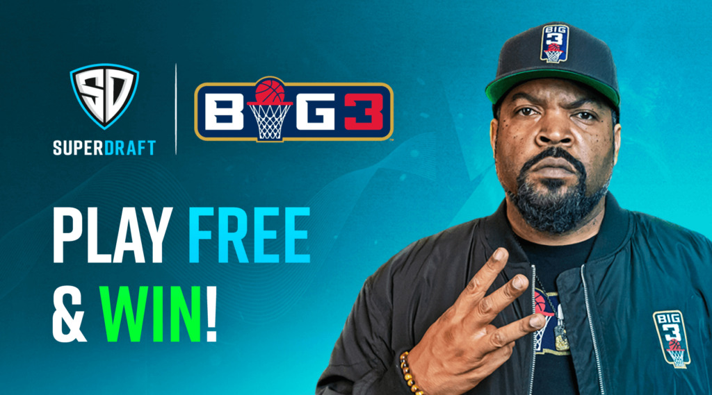 Play free Big3 Fantasy Basketball