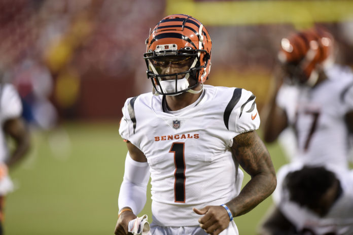 Chase is great champion option in the TNF Picks in CINvJAC
