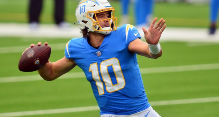 Herbert is a play in the NFL Week 3 preview by FTN on SuperDraft