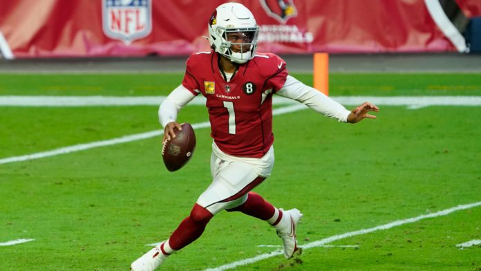 Kyler is an elite quarterback and is featured on this Week 3 NFL Picks - FTN x SuperDraft