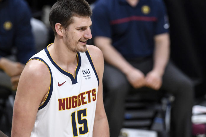 Jokic is a top fantasy center to draft in your dfs lineups this season.